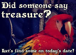 Pirate parrot invite