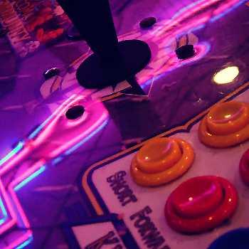 Arcade game night