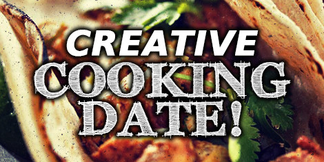 Creative Cooking Date Idea