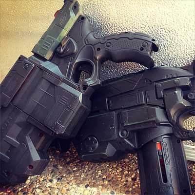 Nerf Guns for date