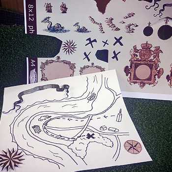 Decal Template