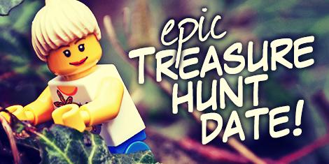Adults treasure hunt