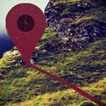Geocache location