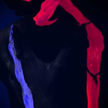 Glow body paint date