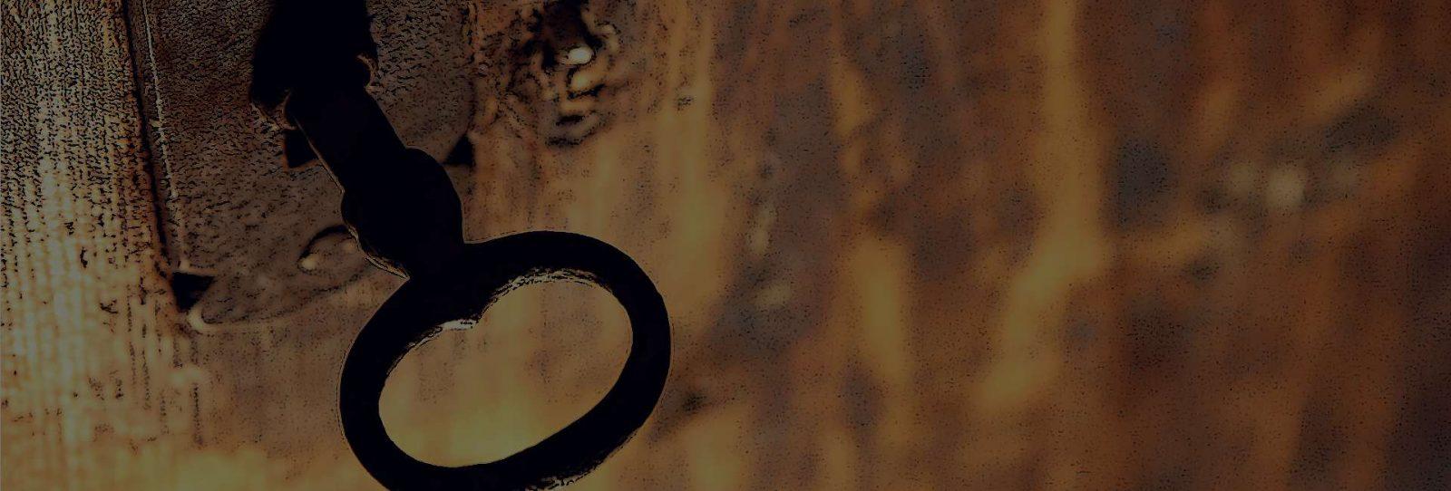 Key puzzle background