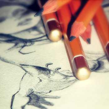 Life drawing date night