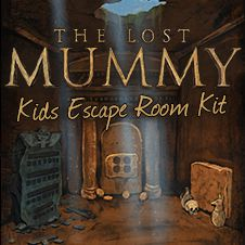 The Lost Mummy Game