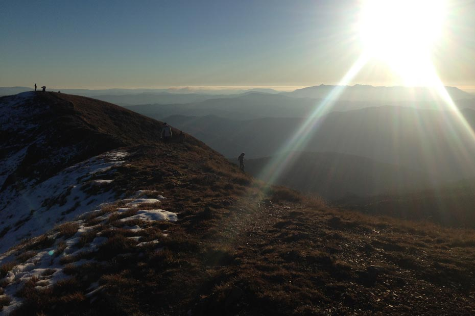 Loved hiking Mt Feathertop