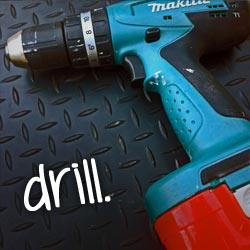 Hand power drill