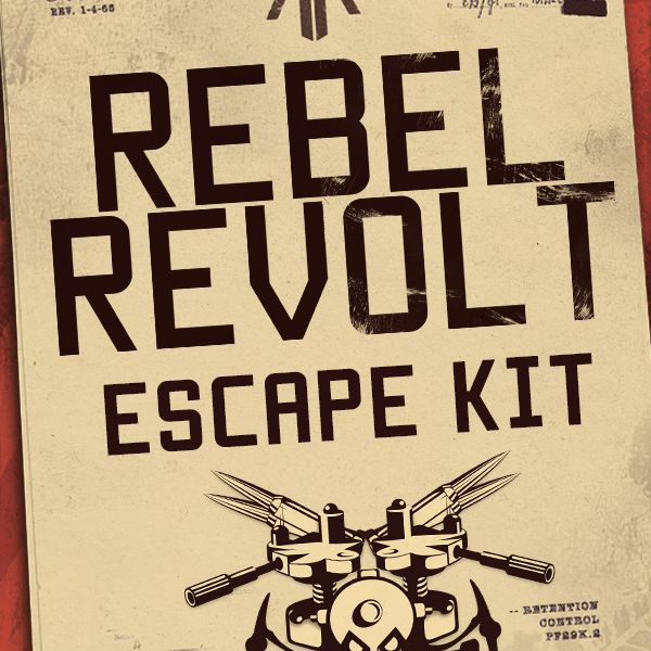 It's just a photo of Breathtaking Free Printable Escape Room Kit